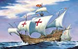 セマー 1/270 サンタマリア号 コロンブス旗艦 1492年 プラモデル SME90905