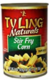 Ty Ling Stir-fry Corn, 15-Ounce Cans (Pack of 24)