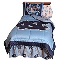 College Covers University of North Carolina Comforter Series University of North Carolina Comforter Series