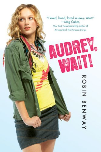 Cover of Audrey, Wait!