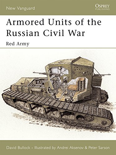Armored Units of the Russian Civil War: Red Army (New Vanguard)