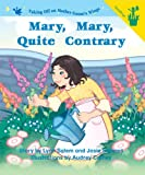 img - for Early Reader: Mary, Mary, Quite Contrary (Lap Book) book / textbook / text book