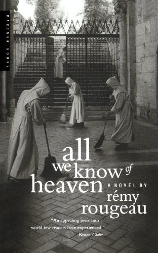 All We Know of Heaven: A Novel [Rougeau, Remy] (Tapa Blanda)