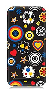 Asus Zenfone Max ZC550KL 3Dimensional High Quality Designer Back Cover by 7C