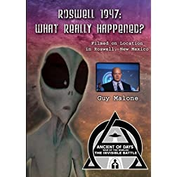 Roswell 1947: What Really Happened?
