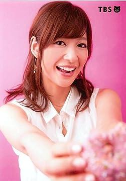 TBS 女子アナウンサー カレンダー 2013 <Fresh> TBSオリジナル特典生写真 【吉田明世】