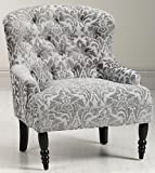 Lainey Tufted Arm Chair, 38