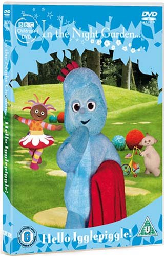 In The Night Garden - Hello Iggle Piggle [DVD]