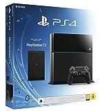 Console PS4 500 Go Noire + Playstation TV + voucher