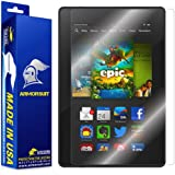 "ArmorSuit MilitaryShield - Amazon Kindle Fire HD 7"" 2013 (2nd Generation) Screen Protector Shield + Lifetime Replacements"