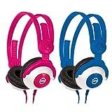 Kidz Gear Volume-Limiting Headphones for Kids
