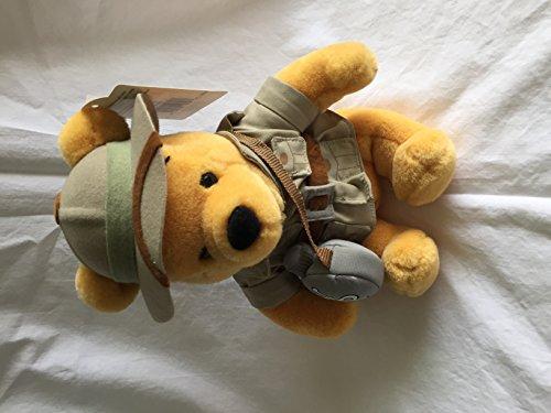 Disney Bean Bag Plush Winnie the Pooh Safari - 1