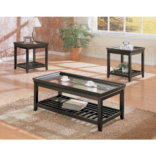 Buy Low Price Coffee Table With Stylish Glass Top