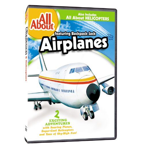 All About Airplanes & All About Helicopters [DVD] [2007] [Region 1] [US Import] [NTSC]