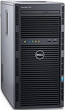 Dell PowerEdge T130 Tower Quad Core Xeon E3 Server