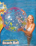 Wet Products Jumbo Splash and Play Beach Ball 48in