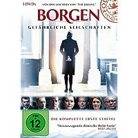Borgen - Gef�hrliche Seilschaften, Die komplette erste Staffel [3 DVDs]