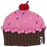Neff Women's Cupcake Beanie Hat, Strawberry, One Size