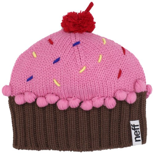 c0d6393962f Neff Women s Cupcake Beanie Hat