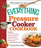 51qpl8IHF9L. SL160  The Everything Pressure Cooker Cookbook