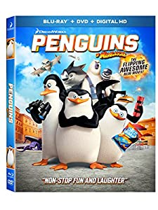 Penguins of Madagascar [Blu-ray] from 20th Century Fox