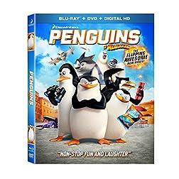 Penguins of Madagascar [Blu-ray]