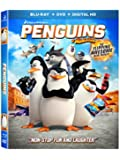 Penguins of Madagascar [Blu-ray]