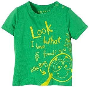 ESPRIT - Camiseta de manga corta para bebé