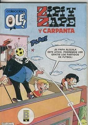 Coleccion Ole numero 211: Zipi y Zape y Carpanta