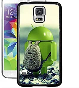 ColourCraft Funny Image Design Back Case Cover for SAMSUNG GALAXY S5 NEO