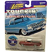 Johnny Lightning Truckin America Collector No. 30 Red 1959 El Camino 1:64 Scale Die Cast Model