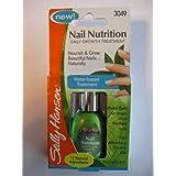 Sally Hansen Nail Nutrition Growth Treatment .4 oz. ~ Sally Hansen