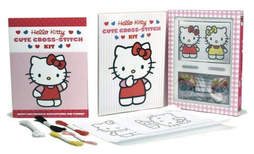 Hello Kitty Cute Cross-stitch Kit