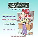 Katie Kazoo, Switcheroo: Books 1 & 2 Audiobook by Nancy Krulik Narrated by Anne Bobby