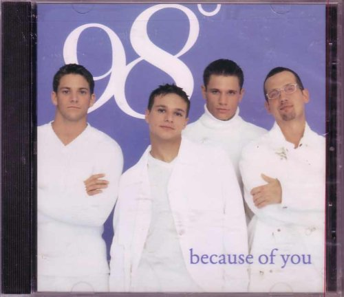 98 Degrees - Because Of You - Zortam Music