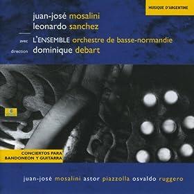 Amazon.com: Conciertos para Bandoneon y Guitarra (Musique
