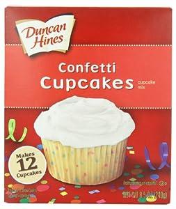Duncan Hines Angel Food Cake Mix Cupcakes