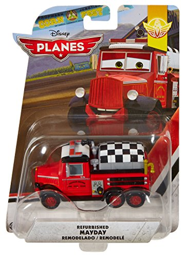 Disney Planes: Fire and Rescue Refurbished Mayday Diecast Vehicle