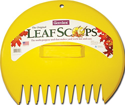 Gardex Leaf Scoops