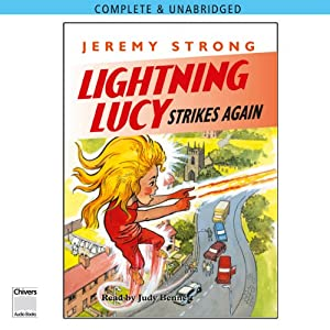 Lightning Lucy Storms Ahead | [Jeremy Strong]