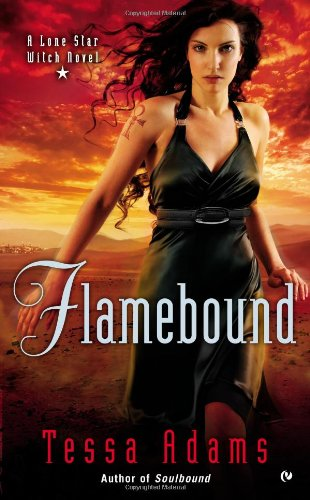 Image of Flamebound: A Lone Star Witch Novel