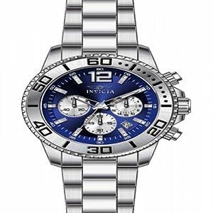 Invicta Men's 17397 Pro Diver Analog Display Japanese Quartz Silver Watch
