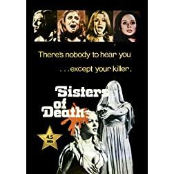 Sisters of Death [VHS Retro Style] 1976