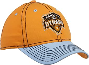 MLS Houston Dynamo Authentic Player's Hat, S/M