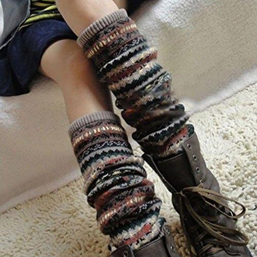 huayang-new-fashion-women-winter-warm-long-leg-warmers-knit-crochet-socks-legging-stockingkhaki