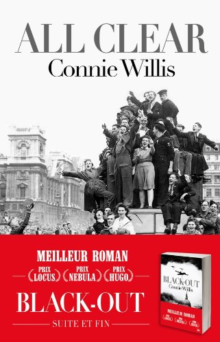 WILLIS Connie - BLITZ - Tome 2 : All Clear  51qq21TZG4L._