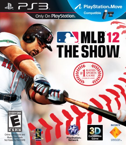 MLB 12 PS2