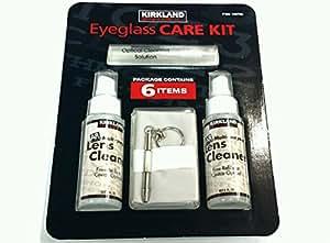Amazon.com: Kirkland Eyeglass Care Kit Lens Cleaner