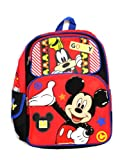 Mickey Mouse and Goofy - 16 Backpack - BRAND NEW