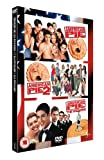 3 Film Box Set: American Pie - 1, 2 & 3 (Lenticular) [DVD]